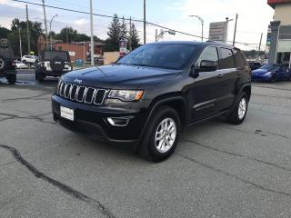 Used 2018 Jeep Grand Cherokee LAREDO 4x4 for sale in Sherbrooke, QC