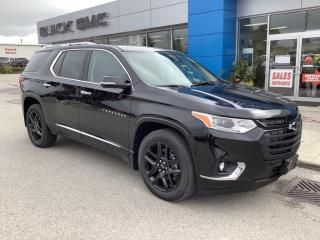 New 2020 Chevrolet Traverse Premier for sale in Listowel, ON