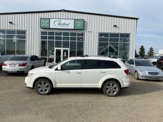 Used 2012 Dodge Journey SXT & Crew for sale in Edmonton, AB