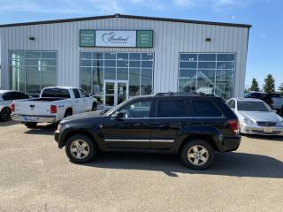 Used 2005 Jeep Grand Cherokee Limited for sale in Edmonton, AB