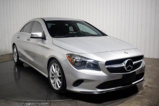 Used 2017 Mercedes-Benz CLA-Class CLA250 4 MATIC  CUIR MAGS SIEGES CHAUFFA for sale in St-Hubert, QC