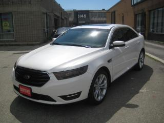 Used 2013 Ford Taurus SEL AWD LEATHER NAVIGATION ROOF SERVICE RECORDS for sale in North York, ON