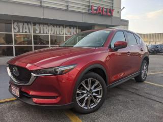 Used 2019 Mazda CX-5 GT 2.5L, Nav, AWD, Leather, Roof, Apple Carplay for sale in Chatham, ON