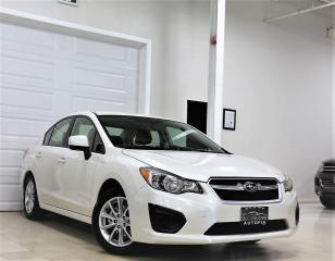 Used 2014 Subaru Impreza 4dr Sdn CVT 2.0i w/Touring Pkg for sale in North York, ON