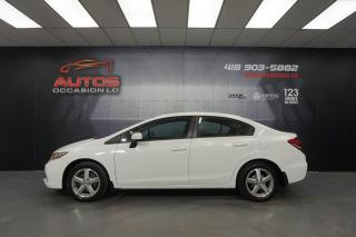 Used 2015 Honda Civic CIVIC LX 2015 AUTO MAGS 78 910KM for sale in Lévis, QC