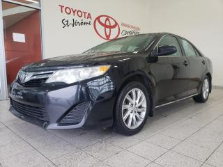 Used 2014 Toyota Camry * LE * GR ELECT * MAGS * TOIT OUVRANT * CAMERA * for sale in Mirabel, QC