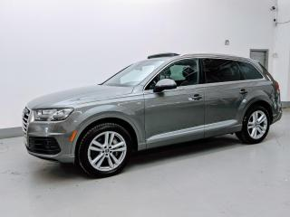 Used 2017 Audi Q7 TECHNIK/S LINE/DRIVER ASSISTANCE PKG/HEADS UP DISPLAY! for sale in Toronto, ON