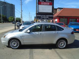 Used 2010 Ford Focus SES/ LOADED / A/C / ALLOYS / KEYLESS / FUEL SAVER for sale in Scarborough, ON