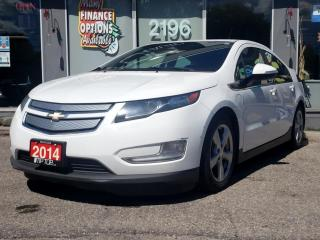 Used 2014 Chevrolet Volt 5dr Hb for sale in Bowmanville, ON