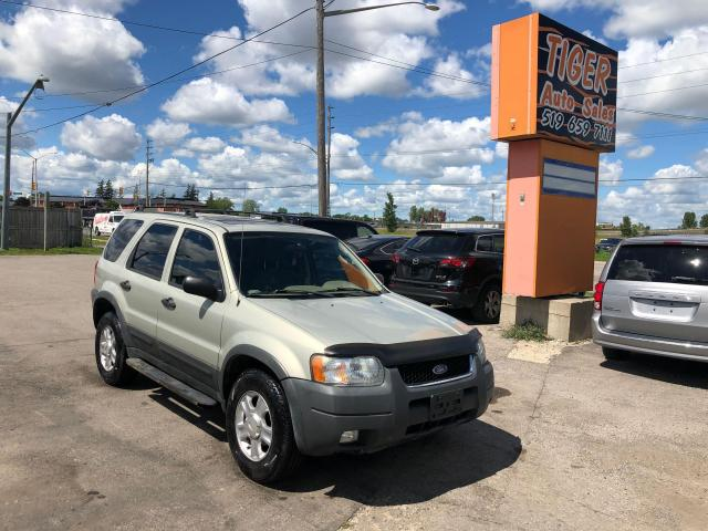 2004 Ford Escape XLT**ONLY 131KMS**SUNROOF**GREAT CONDITION**CERT