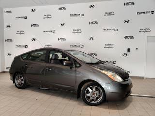 Used 2008 Toyota Prius 5 PORTES **JAMAIS ACCIDENTÉ** BAS MILLAG for sale in St-Eustache, QC