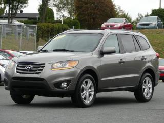 Used 2011 Hyundai Santa Fe GL TOIT OUVRANT for sale in St-Georges, QC