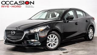 Used 2018 Mazda MAZDA3 GS MAGS+CAM.RECUL+SIEGES.CHAUFFANTS for sale in Boisbriand, QC