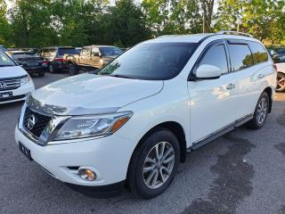 Used 2014 Nissan Pathfinder SL for sale in Brampton, ON