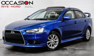 Used 2015 Mitsubishi Lancer SE AWD TOIT.OUVRANT+MAGS+BLUETOOTH for sale in Boisbriand, QC