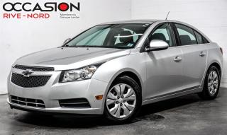 Used 2014 Chevrolet Cruze 1LT BLUETOOTH+A/C+GR.ELECTRIQUE for sale in Boisbriand, QC