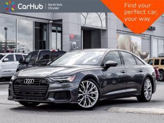 Used 2019 Audi A6 Technik S-Line Sport pkg|Dynamic Pkg|Black Optics|Driver Assitant|Bang&Olfsen 3D Sterio| for sale in Thornhill, ON