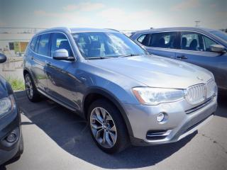 Used 2015 BMW X3 xDrive28d for sale in Saint John, NB