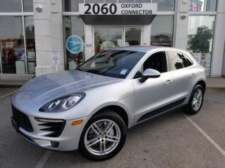 Used 2016 Porsche Macan S for sale in Port Coquitlam, BC