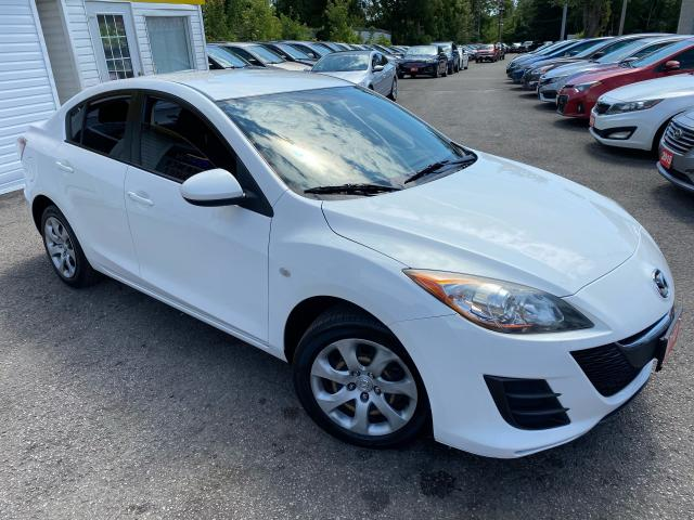 2010 Mazda MAZDA3 GX/ AUTO/ PWR GROUP/ COLD AC/ TINTED & MORE!
