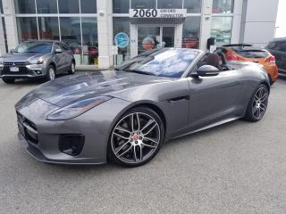 Used 2018 Jaguar F-Type R-Dynamic for sale in Port Coquitlam, BC