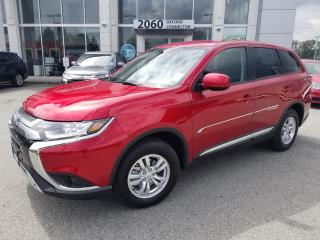 New 2020 Mitsubishi Outlander ES for sale in Port Coquitlam, BC