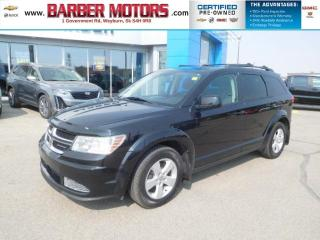 Used 2012 Dodge Journey for sale in Weyburn, SK