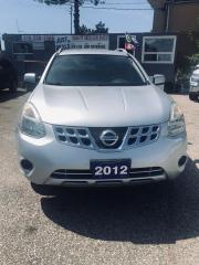 Used 2012 Nissan Rogue SL,AWD ,certified, for sale in Scarborough, ON