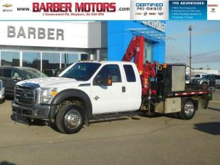 Used 2012 Ford F-550 Super Duty DRW for sale in Weyburn, SK