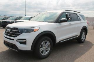 New 2020 Ford Explorer XLT 202A, 4WD, 2.3L Ecoboost, Power Heated Seats, Heated Steering Wheel, Cruise Control, Lane Keeping System, Pre-Collision Assist, Remote Keyless Entry, Remote Vehicle Start, Reverse Camera/Sensing S for sale in Edmonton, AB