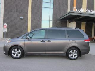 Used 2011 Toyota Sienna for sale in Winnipeg, MB