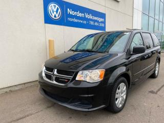 Used 2016 Dodge Grand Caravan SXT W/ PWR PKG - STOW N GO for sale in Edmonton, AB