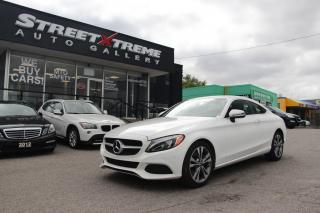Used 2017 Mercedes-Benz C-Class C 300 for sale in Markham, ON