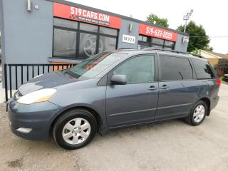 Used 2010 Toyota Sienna LE |  Power Sliding Doors | Rear A/C | Cruise for sale in St. Thomas, ON