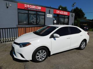 Used 2015 Toyota Corolla LE | Heated Seats | Backup Camera for sale in St. Thomas, ON
