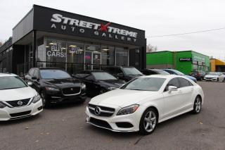 Used 2016 Mercedes-Benz CLS-Class for sale in Markham, ON