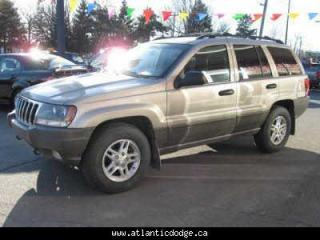Used 2004 Jeep Grand Cherokee for sale in New Glasgow, NS