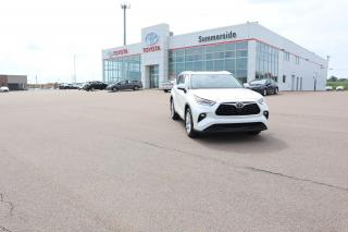 New 2020 Toyota Highlander LIMITED  for sale in Summerside, PE