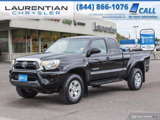 Used 2013 Toyota Tacoma !!  4X4!!  BACKUP CAMERA!!  V6 ENGINE!! for sale in Sudbury, ON