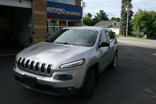 Used 2014 Jeep Cherokee Sport for sale in Nepean, ON