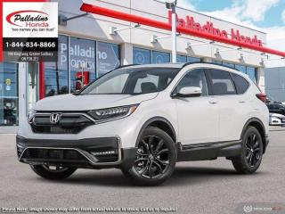 New 2020 Honda CR-V Black Edition for sale in Sudbury, ON