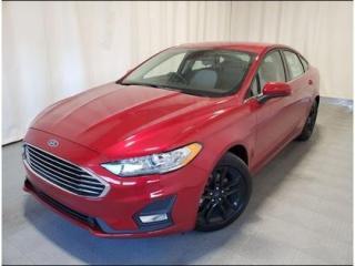 New 2020 Ford Fusion SE for sale in Regina, SK