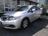 Photo of Silver 2013 Honda Civic