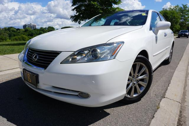2008 Lexus ES 350 ULTRA PREMIUM / STUNNING / GLASS ROOF / LOCAL CAR