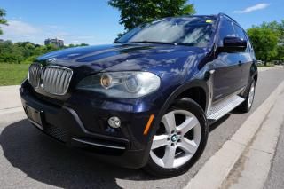 Used 2009 BMW X5 DIESEL / SPORT PACKAGE  / STUNNING COMBO / CLEAN for sale in Etobicoke, ON