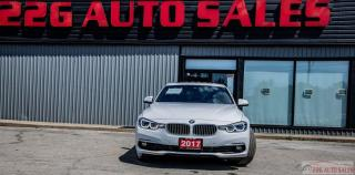 Used 2017 BMW 3 Series 330i xDrive|ACCIDENT FREE|NAV|LEATHER|BACKUP CAM for sale in Brampton, ON