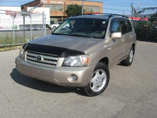 Used 2006 Toyota Highlander 7-Passenger for sale in Toronto, ON