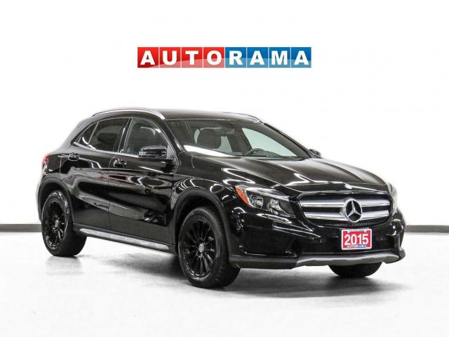 2015 Mercedes-Benz GLA 250 4Matic Navigation Leather PanoRoof