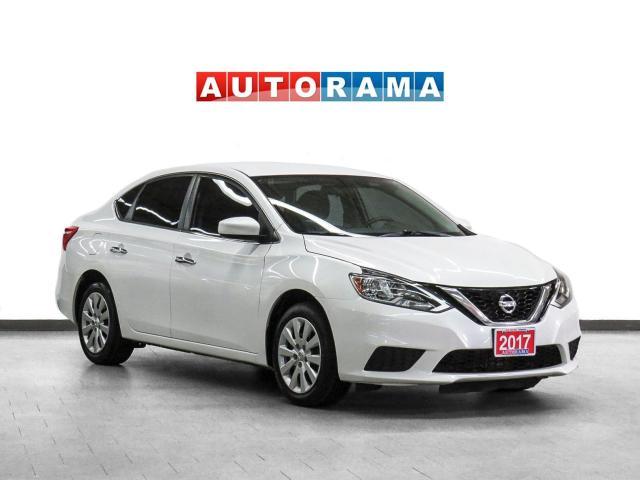 2017 Nissan Sentra S BLUETOOTH