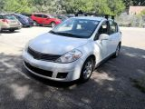 Photo of White 2009 Nissan Versa